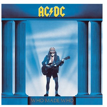 Who Made Who (Remastered) CD