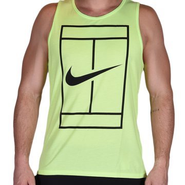 Mens NikeCourt Dry Tennis Tank