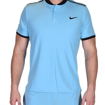 Mens NikeCourt Advantage Tennis Polo