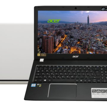 "Aspire E5-575G fehér notebook NX.GDYEU.001 (15,6"" Full HD/Core i3/4GB/1TB HDD/GTX 950 2GB VGA/Linux)"