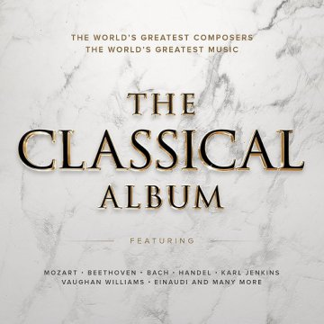 The Classical Album (CD)
