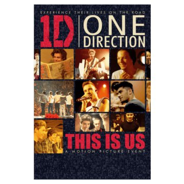 This Is Us 3D (Blue-ray)