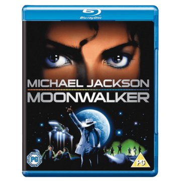 Moonwalker (Blue-ray)