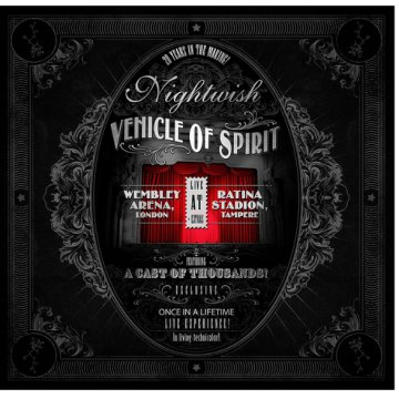Vehicle of Spirit (DVD + CD)