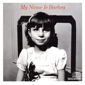 My Name is Barbra (CD)