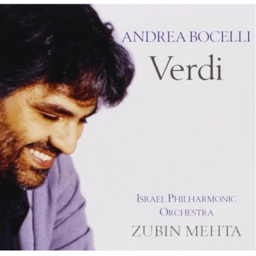 Verdi Arias (CD)