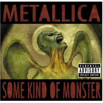 Some Kind of Monster (EP Edition) CD