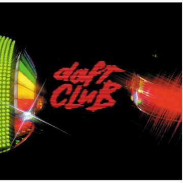 Daft Club (Limited Edition) Vinyl LP (nagylemez)