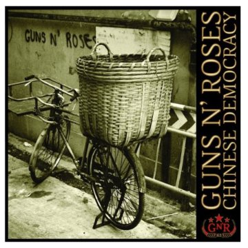 Chinese Democracy (High Quality Edition) Vinyl LP (nagylemez)