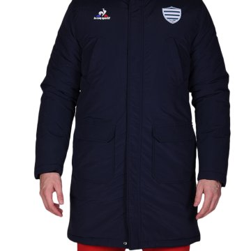 RACING 92 Training Parka
