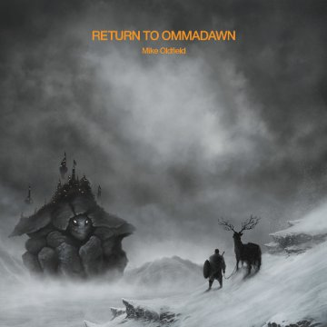 Return To Ommadawn (CD)