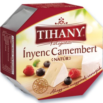 Ínyenc Camembert sajt 3024 Ft/kg
