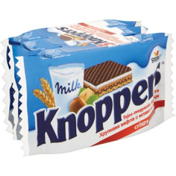 Knoppers 3 333 Ft/kg