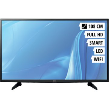 43LH590V Full HD Smart LED TV*
