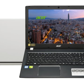 "Aspire E5-575G fehér notebook NX.GDVEU.003 (15,6"" FullHD/Core i5/4GB/1TB HDD/GT 940MX 2GB/Linux)"