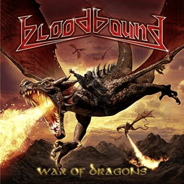 War of Dragons (Digipak) CD