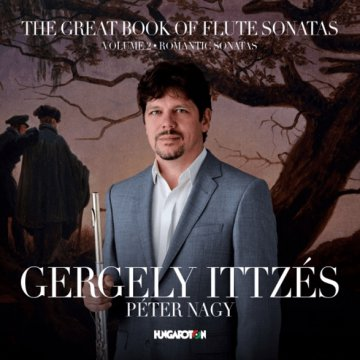 The Great Book of Flute Sonatas 2. (CD)