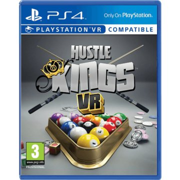 Hustle Kings (PlayStation 4 VR)