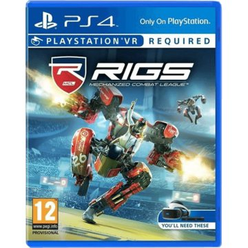 RIGS: Mechanized Combat League (PlayStation 4 VR)