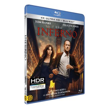 Inferno (4K Ultra HD Blu-ray)