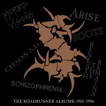 The Roadrunner Albums 1985-1996 (CD)