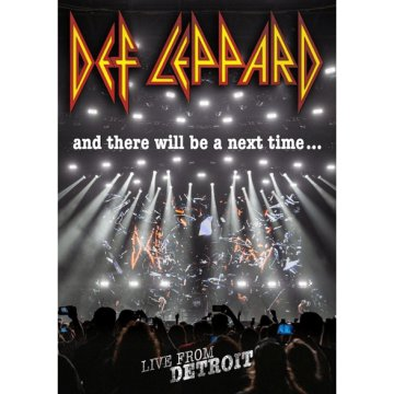 And There Will Be a Next Time - Live from Detroit (DVD)