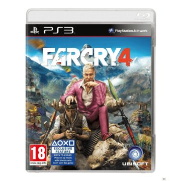 Far Cry 4 Limited Edition (Day1 edition) PS3