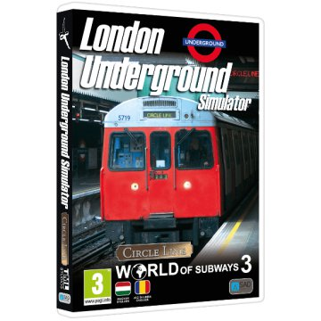 World of Subways 3 - London Underground Circle Line (PC)