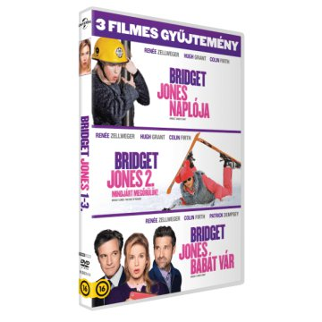 Bridget Jones Trilógia (DVD)