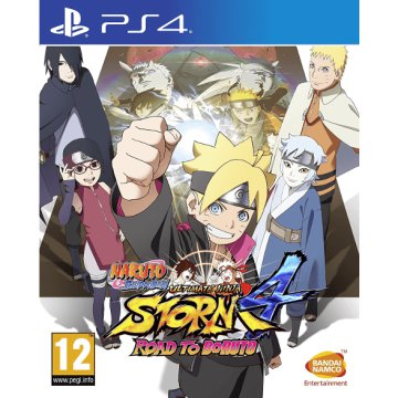 Naruto Shippuden Ultimate Ninja Storm 4: Road To Boruto (PlayStation 4)