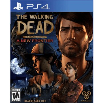 The Walking Dead: The Telltale Series - A New Frontier (Season 3) (PlayStation 4)