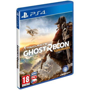 Tom Clancy's Ghost Recon Wildlands (PlayStation 4)