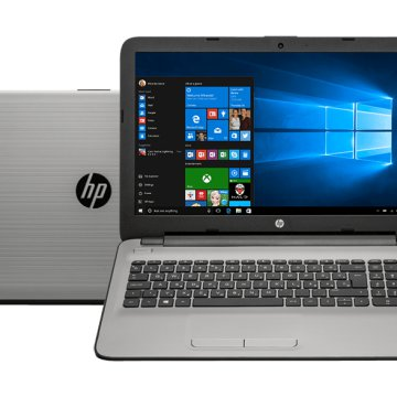 "15-ay038nh ezüst notebook 1BW02EA (15,6"" Full HD/Core i3/4GB/1 TB HDD/DOS)"