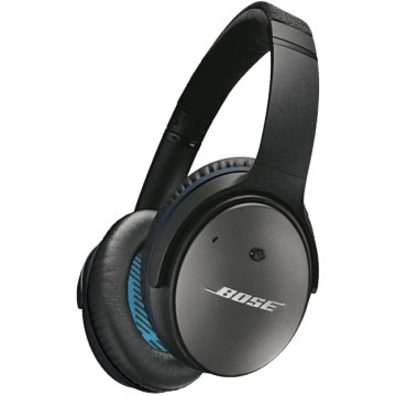 QUIET COMFORT 25 HEADSET B/BL 64037