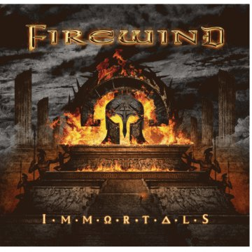 Immortals (Limited Edition) CD