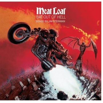 Bat out of Hell (Reissue Edition) Vinyl LP (nagylemez)