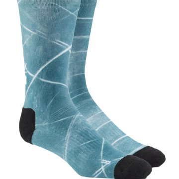 CrossFit Men Galaxy Sock
