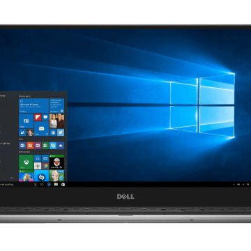 "XPS 13 9360-221275 ezüst notebook (13,3"" Full HD/Core i7/8GB/256GB SSD/Windows 10)"