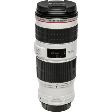 EF 70-200 mm f/4L IS U objektív
