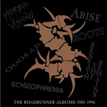 The Roadrunner Albums 1985-1996 (Coloured Limited Edition) Vinyl LP (nagylemez)