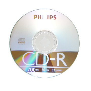 Philips CD-R80 papítokos