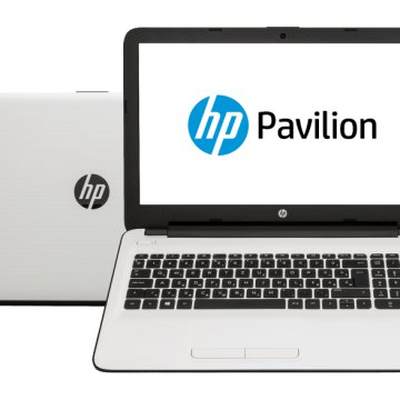 "Pavilion 15-ay009nh X5C84EAW ezüst notebook (15,6"" Full HD/Core i3/4GB/1TB/Windows 10)"