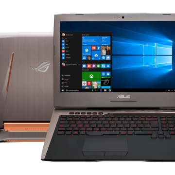 "G752VT-GC046T szürke notebook (17,3"" Full HD IPS/Core i7/8GB/1TB/GTX970M 3GB VGA/Windows 10)"