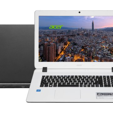 "Aspire ES1-732 notebook NX.GH6EU.002 (17.3""/Celeron/4GB/500 GB HDD/Linux)"