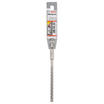BOSCH FÚRÓSZÁR 7X100X160MM SDS PLUS 5X