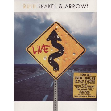 Snakes and Arrows Live (DVD)