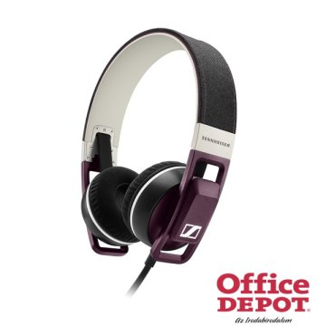 Sennheiser Urbanite Plum iPhone headset