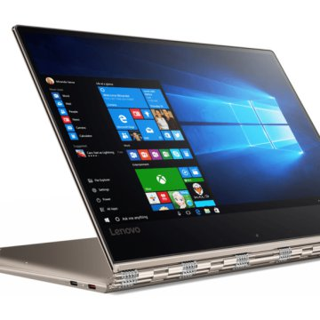 "Yoga 910 arany 2in1 eszköz 80VF00CLHV (13,9"" Full HD IPS touch/Core i5/8GB/256GB SSD/Windows 10)"