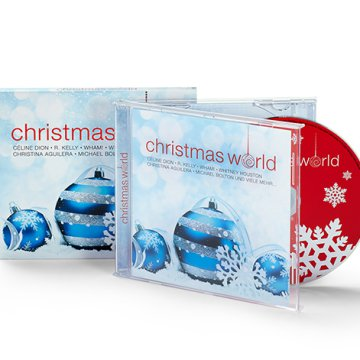 CD »Christmas World«