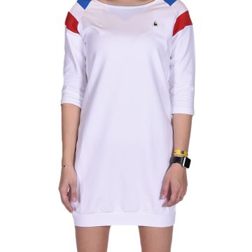 TRI LF SWEAT DRESS